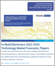In-Mold Electronics 2022-2032: Technology, Market Forecasts, Players