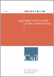 Smart Cities and Flagship Stores: Lighting Fixtures