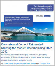 Concrete and Cement Reinvented: Growing the Market, Decarbonising 2022-2042