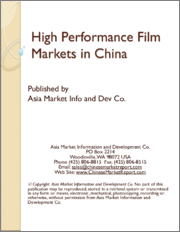 High Performance Film Markets in China