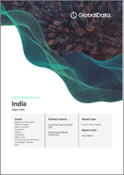 India Power Market Outlook to 2030, Update 2021 - Market Trends, Regulations, and Competitive Landscape