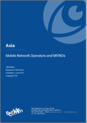 Asia Mobile Operators and MVNOs