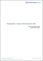 Thalassemia (Hematology) - Drugs In Development, 2021