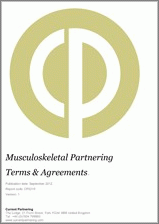 Global Musculoskeletal Partnering 2014-2021: Deal trends, players and financials