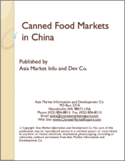 Canned Food Markets in China