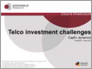 Telco Investment Challenges: CapEx Dynamics