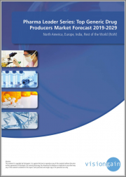 Pharma Leader Series: Top Generic Drug Producers - Leading Companies and Forecasts 2015-2025, Prospects for Development, Manufacturing and Business Expansion
