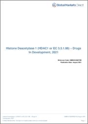 Histone Deacetylase 1 (HDAC1 or EC 3.5.1.98) - Drugs In Development, 2021