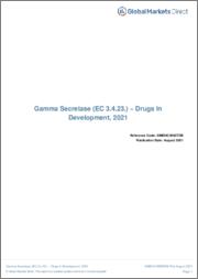 Gamma Secretase (EC 3.4.23.) - Drugs In Development, 2021