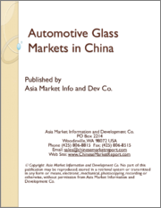 Automotive Glass Markets in China