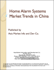 Home Alarm Systems Market Trends in China