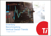 Inventory Benchmarking Vertical Sector Trends: A Critical Benchmark for Inventory Management