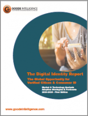 The Digital Identity Report - The Global Opportunities for Verified Citizen & Consumer Digital ID: Market & Technology Analysis and Forecasts 2020-2025