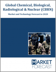 Global Chemical, Biological, Radiological & Nuclear (CBRN) - Market & Technology Forecast to 2028: COVID-19 included Market Forecasts by Region, Products, Threat Element, End-User, Current Market & Technology Overview, Leading Company Profiles