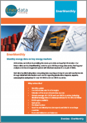 EnerMonthly: Monthly Energy Database