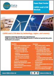 Power CAPEX and Renewables LCOE Module