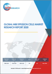 Global MBE Effusion Cells Market Research Report 2020