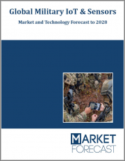 Global Military IoT & Sensors - Market & Technology Forecast to 2028: COVID-19 included Market Forecasts by Region, Platform, Type, Technology, Component, Deployment, Country & Opportunity Analysis, Market Overview & Trends, Leading Company Profiles