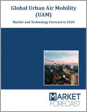 Global Urban Air Mobility - Market & Technology Forecast to 2028: Forecasts by Region, Technology, Infrastructure, Service, Range, Platform, End-User, Current Market/Technology Overview, Opportunity Analysis, COVID-19 Analysis, Leading Company Profiles