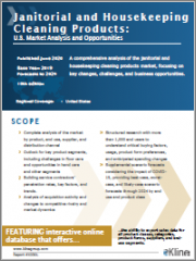 Janitorial and Housekeeping Cleaning Products: U.S. Market Analysis and Opportunities