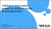 Intelligent Automation Proves its Utility in Media & Entertainment: A Deep Dive into the Current and Future Adoption of RPA and Intelligent Automation in the Media & Entertainment Industry, including Drivers, Barriers, and Industry-specific Use Cases
