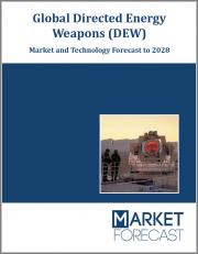 Global Directed Energy Weapons - Market & Technology Forecast to 2028: by Region, Technology, Product, System, Platform, Component, End-User, Current Market/Technology Overview, Opportunity Analysis, Events, COVID-19 Analysis, Leading Company Profiles