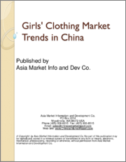 Girls' Clothing Market Trends in China