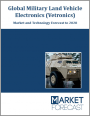 Global Military Land Vehicle Electronics (Vetronics) - Market & Technologies Forecast to 2028: Market Forecasts by Region, Vehicle, System, Current Market & Technology Overview, Country & Opportunity Analysis, COVID-19 Analysis, Leading Company Profiles