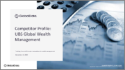 UBS Global Wealth Management 2021 - Competitor Profile