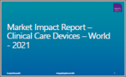 Market Impact Report - Clinical Care Devices - World - 2021