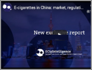E-cigarettes in China: Market, Regulation and Outlook