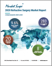 2020 Refractive Surgery Market Report: A Global Analysis for 2019 to 2025