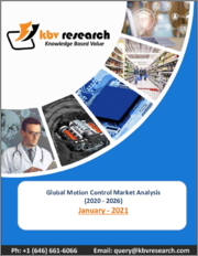 Global Motion Control Market By System, By Component, By End User, By Region, Industry Analysis and Forecast, 2020 - 2026