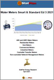 Water Meters Smart & Standard Ed 3 2021