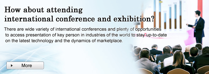 World Conference / Exhibition